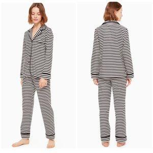 Kate spade stripes pajamas set